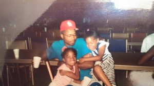 whitney, uncle robert, me